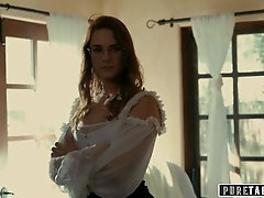 Unspoiled TABOO Lena Paul Creampied By College Mate As Her Wifey Siri Dahl Observes