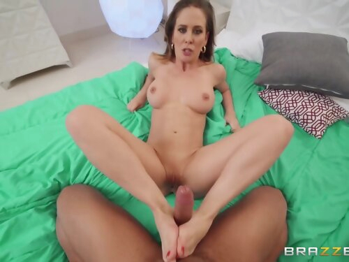 Milf Cherie Deville Slides Her Pussy Up And Down Your Cock In A Pov