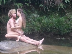 Extraordinaire naughty nature Lovemaking and Buns compilation by TravellingLovers