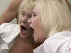 AGEDLOVE Gonzo activity came when naughty mature seduced stud