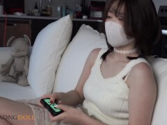 Delicious Chinese Prostitute 1 Pound her when she was toying Nintendo change