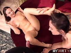 Mydirtynovels - Worker of flower shop enticed into grind with warm duo