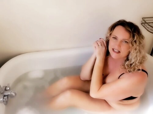 Stepmoms Bath Time - Taboo Pov - Coco Vandi, Cory Chase And Wca Productions