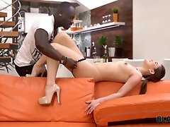 BLACK4K Receiving head from a babe makes stallions seized man sausage rock hard