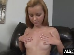 Jessie Rogers Clamps Her Cunt Lips Back for Blasting Ejaculation
