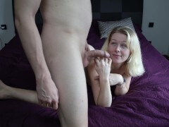 Creampie in groaning ejaculation oh made me pregnant.