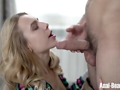 TeenMegaWorld - Alecia Fox - Glam blond gets ass fucking