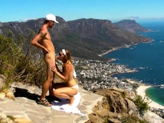 Capetown view nailing