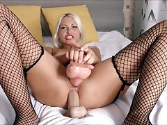 Dual foray Assfuck with Helena Moeller