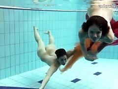 2 bombshells buried underwater