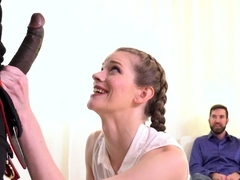 Big black cock And Ass fucking Lovemaking For Anniversary - Nym Fleurette