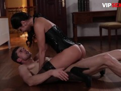 PinUpSex - Rachel Evans Gorgeous Czech Babe Gets Her Tight Pussy Fucked Hard By Her Husband - VIPSEXVAULT