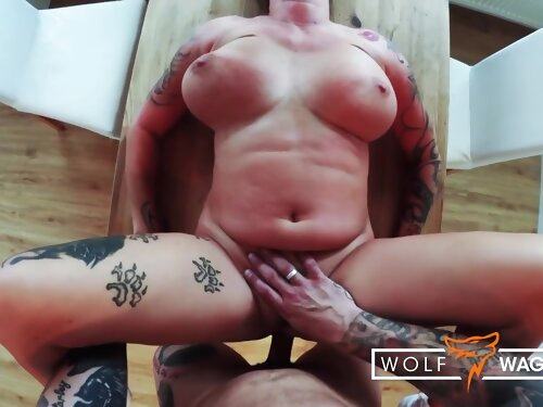 Filthy Fuck For Chubby Milf Adrienne Kiss