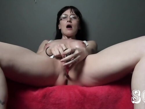 Oiled Spit On Lotioned And Squirting Milf Bettie Bondage