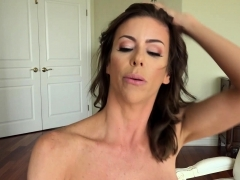 Stepmom Alexis Fawx Uses Stepson For Hook-up
