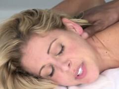 BLACKED Warm Blond Cherie Deville Takes Huge Black Cock