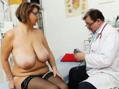 Drahuse gets her wife big beaver gyno investigated