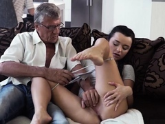 Fat boob lady deep throat guzzle What would you prefer -