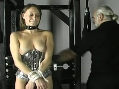 Ambitious hotty too before she got nailed from behind